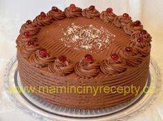 Pařížský krém Cupcake Cakes, Cupcakes, Tiramisu, Diy And Crafts, Muffins, Recipies, Cheesecake, Food And Drink, Birthday Cake