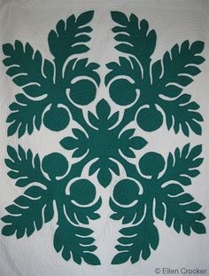 """ulu hawaiian quilts 