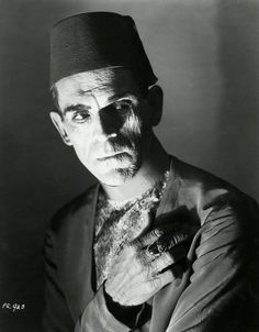 Boris Karloff, The Mummy (1932)
