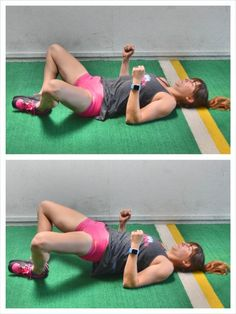 4 Must-Do Bridge Exercises For Glute Activation |