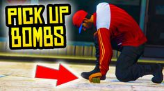 GTA 5 Tips & Tricks - HOW TO PICK UP STICKYBOMBS & MORE! (GTA 5 Secrets)