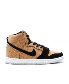 bf540d316e26 Dunk High Premium Sb Cork Black