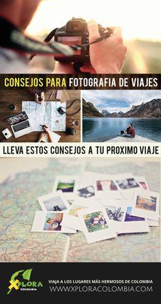 Si quieres crear las mejores imágenes en tu próximo viaje, conoce estos consejos de expertos fotógrafos!