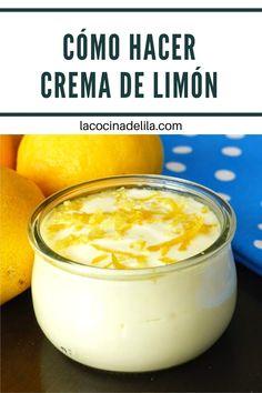 Lemon Desserts, Lemon Recipes, Sweet Recipes, East Dessert Recipes, Taco Bell Recipes, Food Inspiration, Food Videos, Love Food, Brunch
