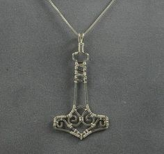 thor hammer wire wrapping - Szukaj w Google