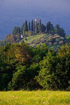 Torre di Dante - Romano d'Ezzelino, Veneto, Italy