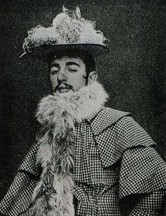 Maurice Guibert, Portrait of Toulouse-Lautrec, date unknown