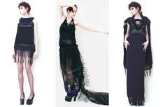 Take a First Look at Parsons 'Designer of the Year' 2013 Candidate Collections: Jinying Jarvinia Li