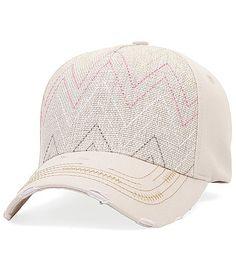 Laser Cut Hat at Buckle.com