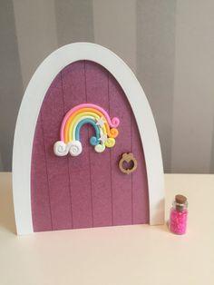 Fairy door for Rainbow fairy door