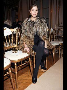 Giambattista Valli Spring 2012 Couture Fashion Show Couture Fashion, Fashion Show, Giambattista Valli, Couture Collection, Celebrity Photos, Front Row, Vogue, Celebrities, Spring