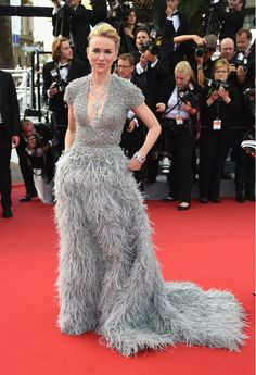 Cannes Film Festival 2015: The Best-Dressed Celebrities From Day One via @WhoWhatWear