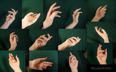 Hand Pose Stock - Holding Paintbrush by Melyssah6-Stock on DeviantArt