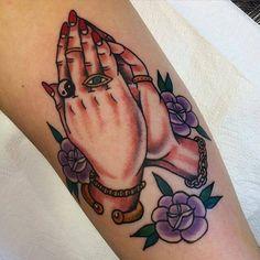 Gypsy hands