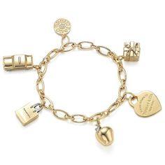 charms for bracelets | Ne Plus Ultra: New York Charm Bracelet by Tiffany & Co.