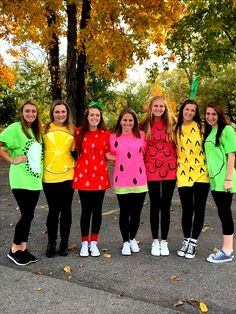 41 Most Perfect DIY Halloween Costume Ideas for Teen Girls Trending Right Now -. 41 Most Perfect DIY Halloween Costume Ideas for Teen Girls Trending Right Now - Women Style - Halloween Party Kostüm, Funny Group Halloween Costumes, Girl Group Costumes, Teacher Costumes, Halloween Party Costumes, Costume Ideas, Costumes Kids, Funny Halloween, Halloween Outfits