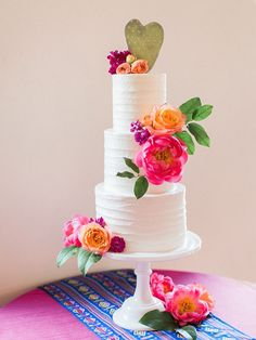 Fiesta Inspired Arizona Wedding – Famous Last Words Party Fiesta, Festa Party, Mexican Themed Weddings, Mexican Wedding Decorations, Just In Case, Just For You, Wedding Cake Inspiration, Wedding Ideas, Wedding Planning