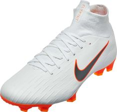 Nike Mercurial Superfly 6 Pro FG – White Total Orange Word Cup d0369ba3c3f