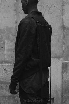 Visions of the Future: Boris Bidjan Saberi SS14.