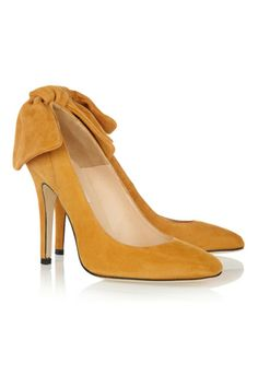 Shoes That Made 2012 Spectacular: That oversized, floppy bow was the hallmark of a true Carven loyalist. Coming in both flat and heel versions, these shoes earned serious cult status.