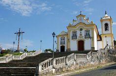 São João del Rei Igreja Nossa Senhora das Mercês Minas Gerais