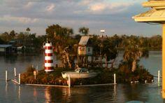 Monkey Island    Homosassa, FL