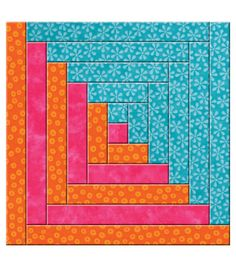 Cut your fabrics into fun shapes and curved pieces using the AccuQuilt GO…