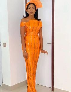 82 Edition Of - Fabulous Aso Ebi Styles to kick-start the year 2020 Outfits) Latest African Fashion Dresses, African Dresses For Women, African Print Fashion, Africa Fashion, African Attire, African Women, Nigerian Dress, Nigerian Fashion, Nigerian Lace