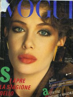 Vogue Italia 1981 Kelly Lebrock Fur Brooke Shields Carol Alt Kathy Ireland | eBay.     Kelly LeBrock (born 24 March 1960) is an American actress and model. Her acting debut was in The Woman in Red co-starring with comedian Gene Wilder. She also starred in the film Weird Science, directed by John Hughes.  Early life LeBrock was born in New York City, but brought up in London, England and in the countryside in Sussex. She is the daughter of a French-Canadian father who owned his own…