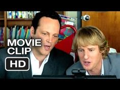 The Internship Movie CLIP - Interview (2013) - Vince Vaughn, Owen Wilson Comedy HD - YouTube