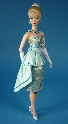 Barbie Dolls : Image : Description 2012 National Barbie® Doll Collectors Convention - Barbie™ -- The Grand Tour Matt Sutton Vintage Barbie Clothes, Doll Clothes, Barbie Convention, Beautiful Barbie Dolls, Barbie World, Barbie Dress, Fashion Dolls, Dolly Fashion, Princesas Disney
