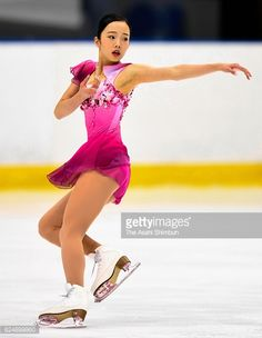 Marin Honda competes in the women's singles free program during day three of the 85th All Japan Figure Skating Junior Championships at Sapporo Tsukisamu Gymnasium on November 20, 2016 in Sapporo,...