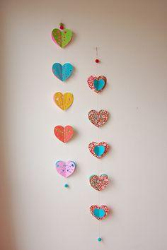 voor Valentijnsdag of huwelijksdag of een andere gelegenheid waar hartjes gewild zijn denk ook aan geboorte feest