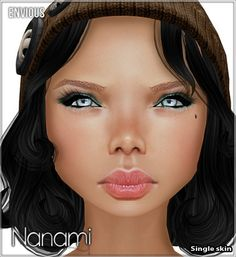 New Skin Group Gift is out!!! Pick it up inworld @ http://maps.secondlife.com/secondlife/Sim%20Style/60/207/24 Don't forget to activate your Envious Tag.