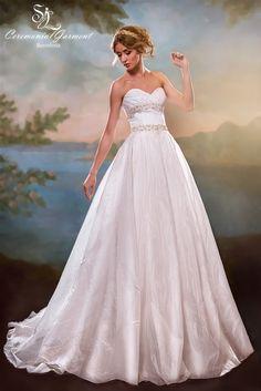 Wedding dress Soledad from Svetlana Lyalina