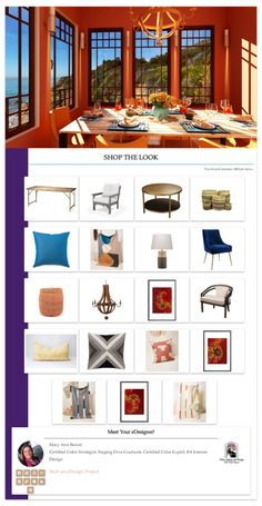 Global Style, Global Design, Modern Design, Terra Cotta Paint Color, Split Complementary Color Scheme, Orange Paint Colors, Ed Design, Greek Design, Paint Color Schemes