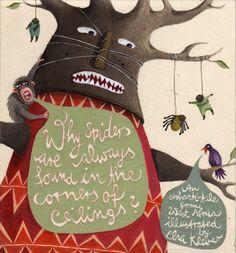 Children's Books : ELSA KLEVER ILLUSTRATION