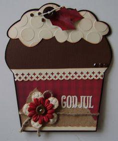 bydonna: Jule muffin