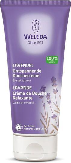 Weleda Lavendel Ontspannende Douchecrème - 200 ml vind je snel op Bolcom met onze zoekhulp voor biologische en natuurlijke producten.