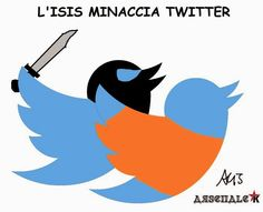 L'ISIS contro Twitter