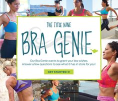 Title Nine Bra Fitting and Sports Bra (PART I) | The Get Fit Diva