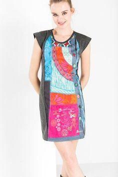 Dresses Desigual Pinafore dress Manchu