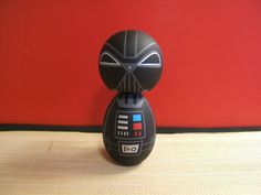 Kokeshi Doll Star Wars, custom Darth Vader par temple7e, adorable et drôle...