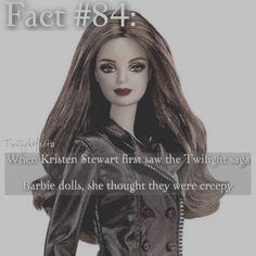 "669 Synes godt om, 19 kommentarer – Twilight Facts (@twilightfactss) på Instagram: ""~ QOTD: Do you have any of the Twilight Barbie dolls? AOTD: I have vampire Bella. I'm tempted to…"""