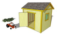 Shedplans for free | Outdoor Shed Plans Free | Free Outdoor Plans - DIY Shed, Wooden ...