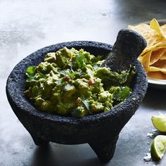 Gabriel's Guacamole for Father's Day