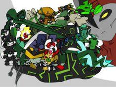 Ben 10 by Kaukauk on DeviantArt Ben 10 Comics, Great Pic, Dragon Ball Z, Bowser, Fan Art, Deviantart, Artist, Aliens, Fun Stuff