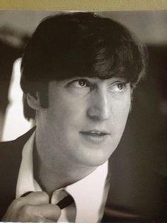 John looks up