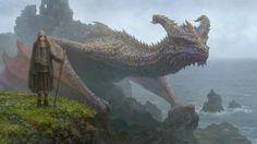Dragons by Kou Takano - Album on Imgur