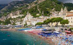 Marina Grande Beach, Amalfi